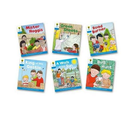 Oxford Reading Tree: Level 3 More a Decode and Develop Pack of 6