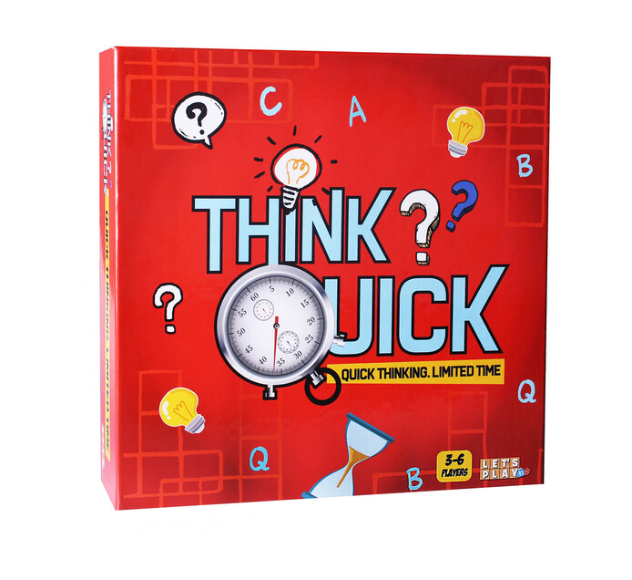 Grafix Think Quick Game