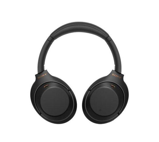Sony WH-1000XM4 Wireless Noise Cancelling Headphones - Black