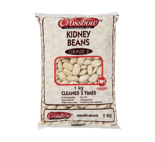 Crossbow Dried Kidney Beans (1 x 1kg)