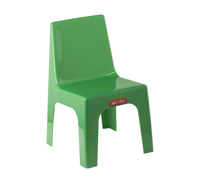 Jolly Childrens Chair Green