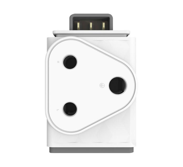 Allocacoc 1 x 16 AMP Powerstrip Module 1 X 16Amp Socket