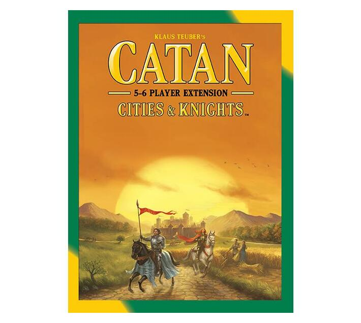 Catan: Cities & Knights 5-6 Player Extension