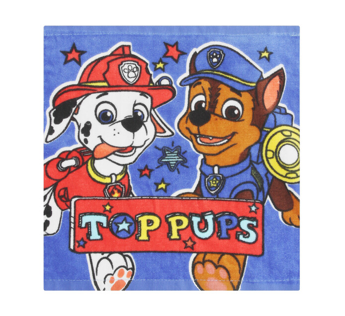 Character Paw Patrol Face Cloth