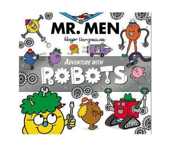 Mr. Men Adventure with Robots (Paperback / softback)
