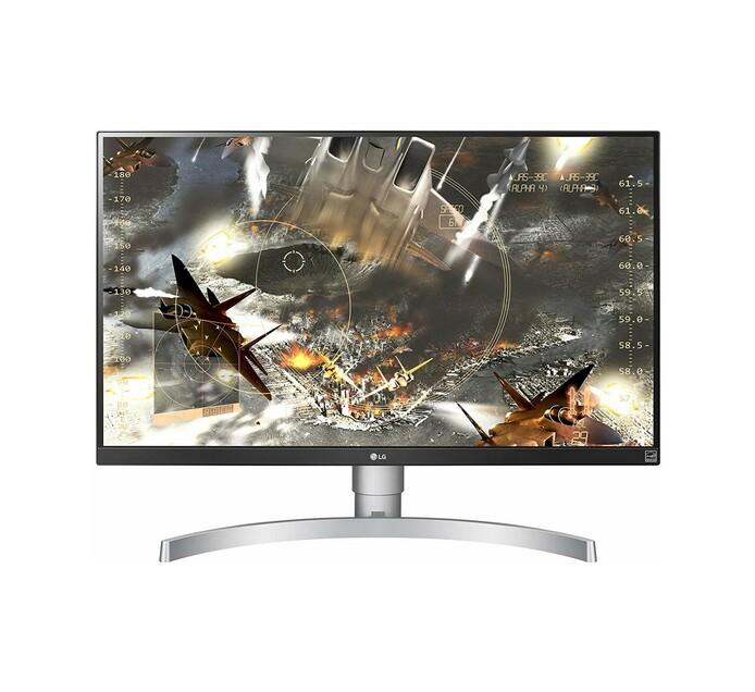 "LG 68 cm (27"") UHD 4K HDR LED Monitor"