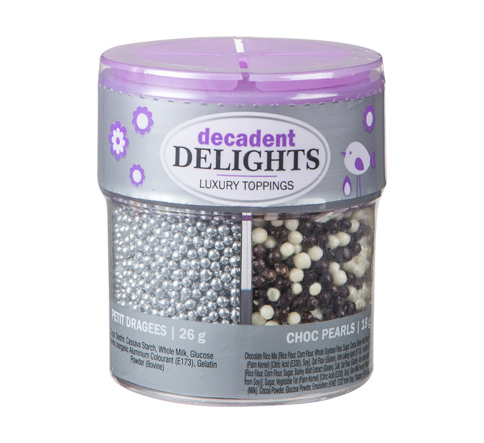 DELIGHTS Baking Aid Decadent (1 x 125ml)