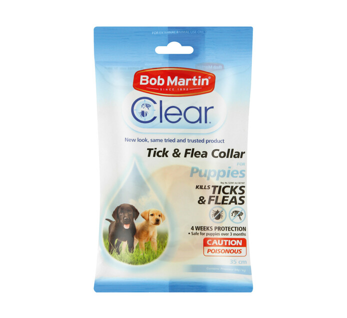 Bob Martin Tick And Flea Collar Puppies (1 x 1's)