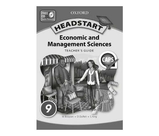 Headstart economic and management sciences CAPS: Gr 9: Teacher's book