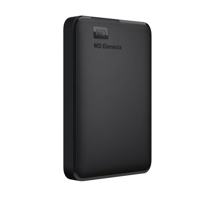 Western Digital 2 TB Elements Portable Hard Drive