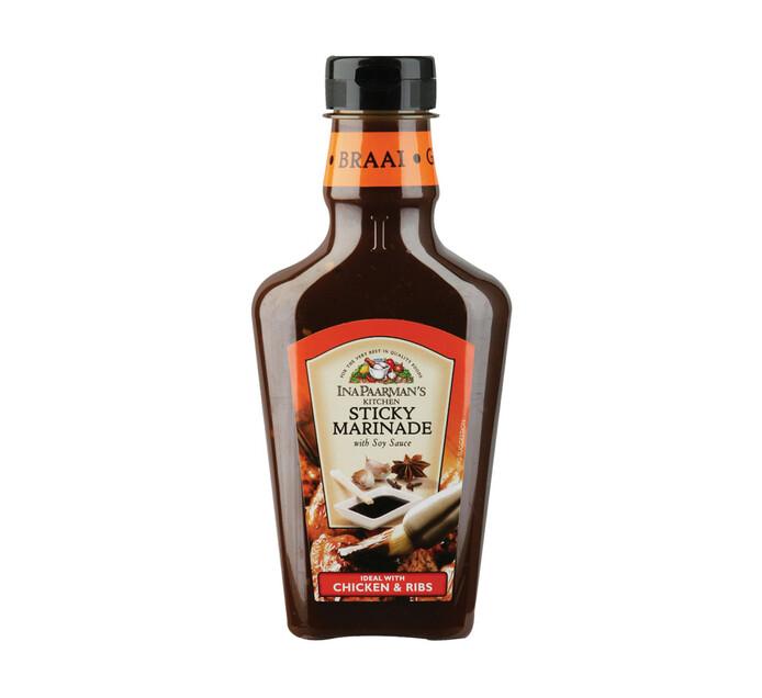 Paarman Foods Marinade Sticky (1 x 500ml)