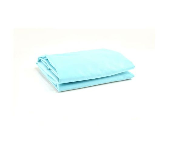 LARGE CAMP COT FITTED SHEET - MINT