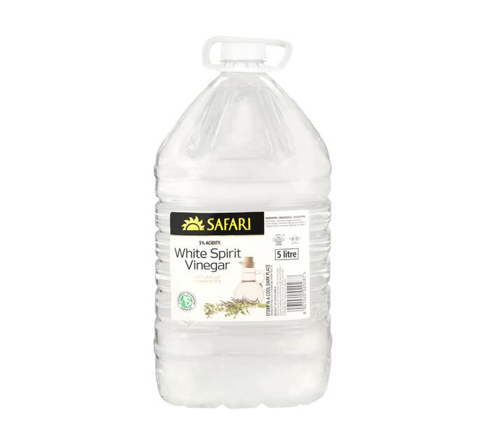Safari Vinegar White (1  x 5L)