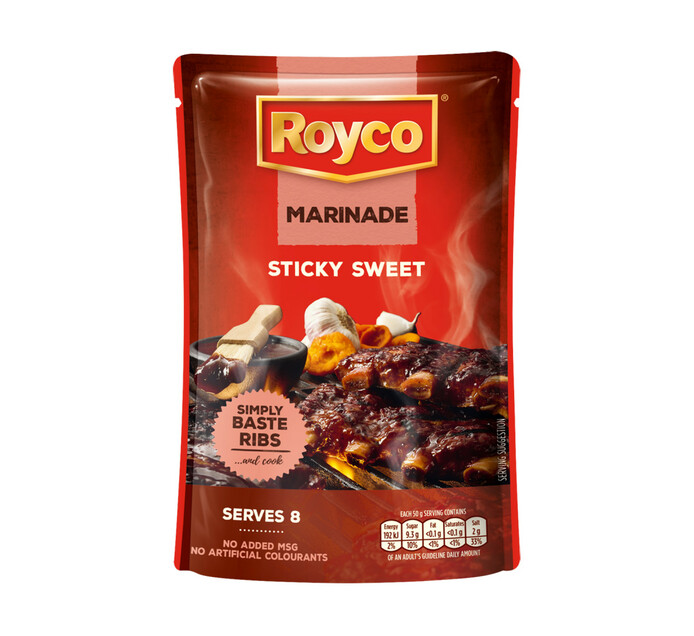 Royco Wet Marinade Sticky Sweet (1 x 400g)