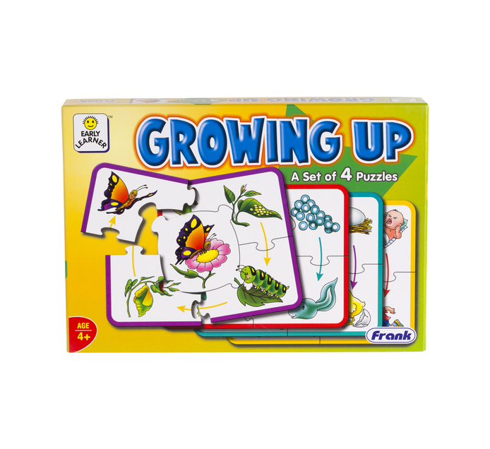 Gowi Growing Up Game