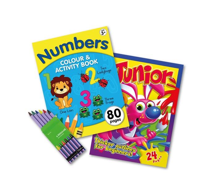 Preschool Numbers Pack