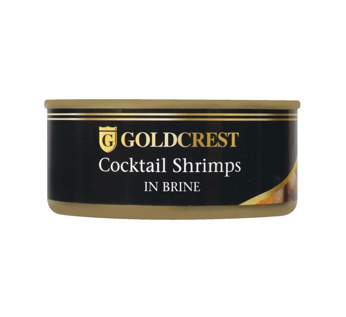 Goldcrest Cocktail Shrimps (1  x 170g)