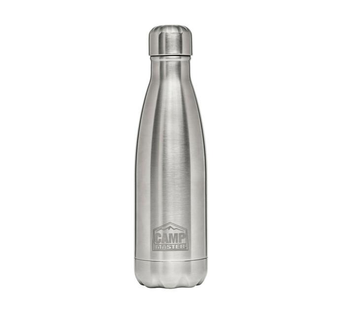 Camp Master 350 ml Stainless Steel Bottle