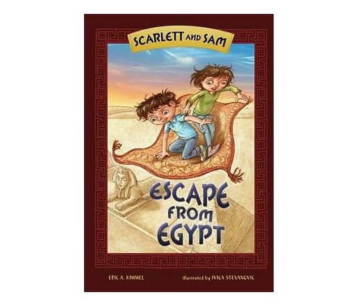 Escape from Egypt: Scarlett & Sam