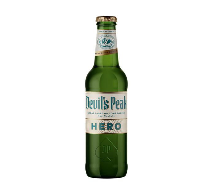 Devil's Peak Premium craft Beer (6 x 330ml)
