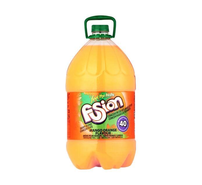 Fusion Dairy Blend Concentrate Mango orange (1 x 5lt)