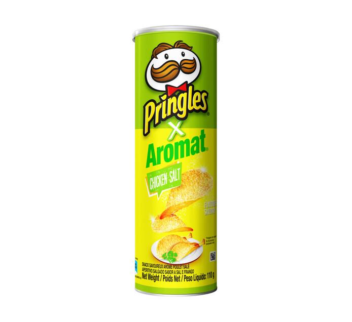 Pringles Potato Chips Chicken Salt (1 x 110g)