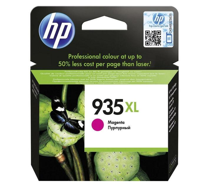 HP 935XL Magenta Original Ink Cartridge For OfficeJet 6812, 6815
