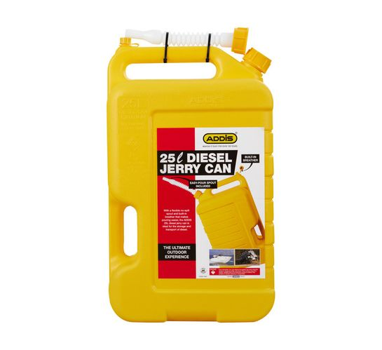 Addis 25 l Diesel Jerry Can
