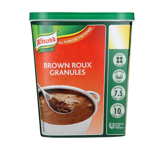 Knorr Roux Granules Brown (1  x 750g)