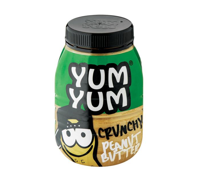 Yum Yum Peanut Butter Crunchy (1 x 800g)