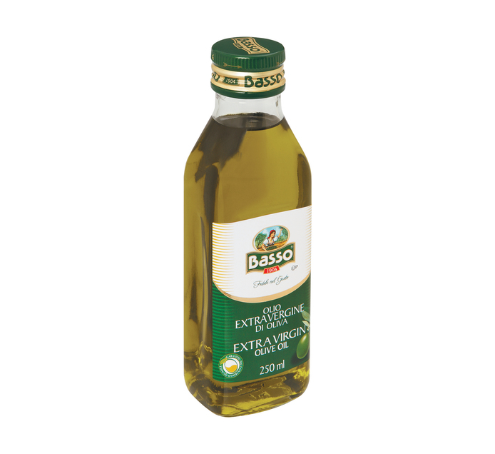 BASSO Extra Virgin Olive Oil (1 x 250ml)
