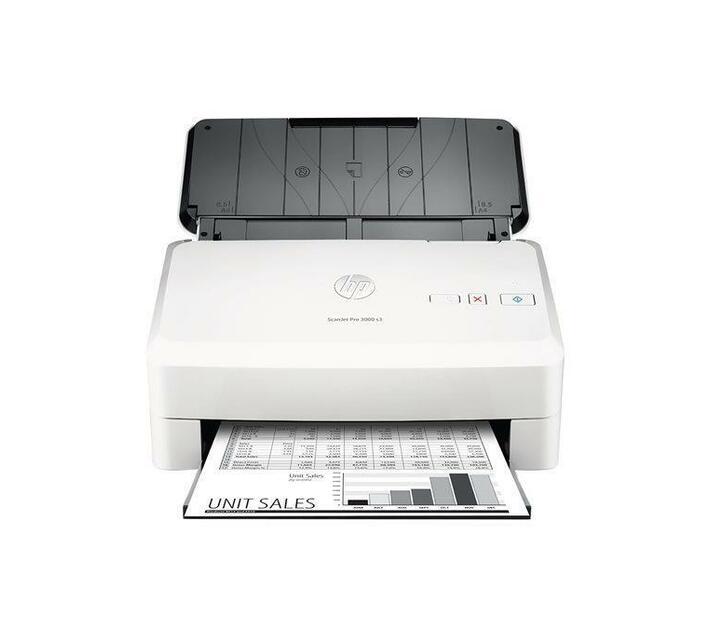 HP Scanjet Pro 3000 s3 - document scanner - desktop - USB 3.0, USB 2.0