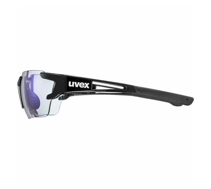 uvex Sportstyle 803 Race VM Black Cycling Sunglasses