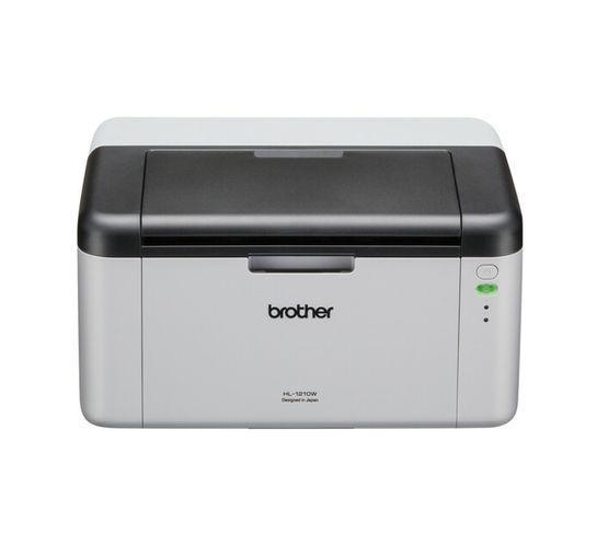 Brother HL1210W Single Function Mono Laser Printer