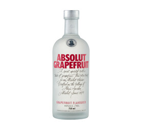 ABSOLUT Grapefruit Vodka (1 x 750 ml)