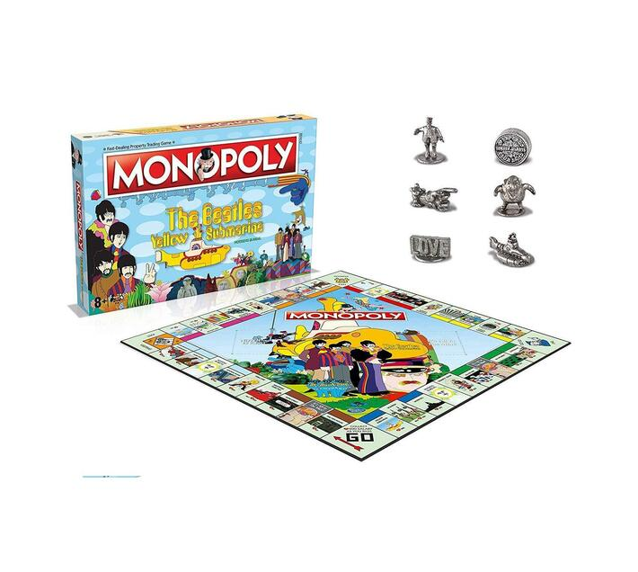 Monopoly - Yellow Submarine