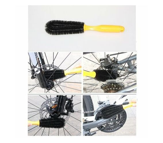 6pcs Bicycle Bike Cleaning Tool Set