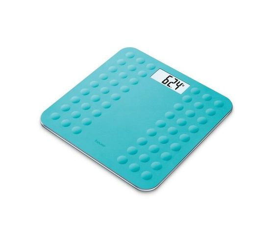 Beurer GS 300 Glass Scale Turquoise