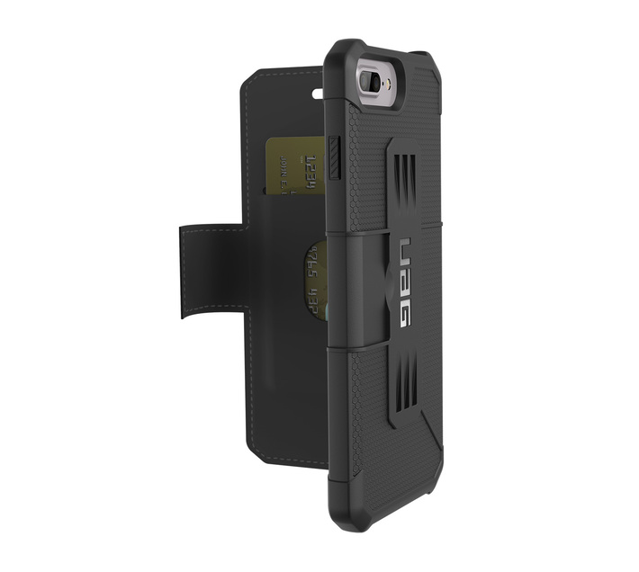 UAG Metropolis Case - Apple iPhone 7 Plus (Black)