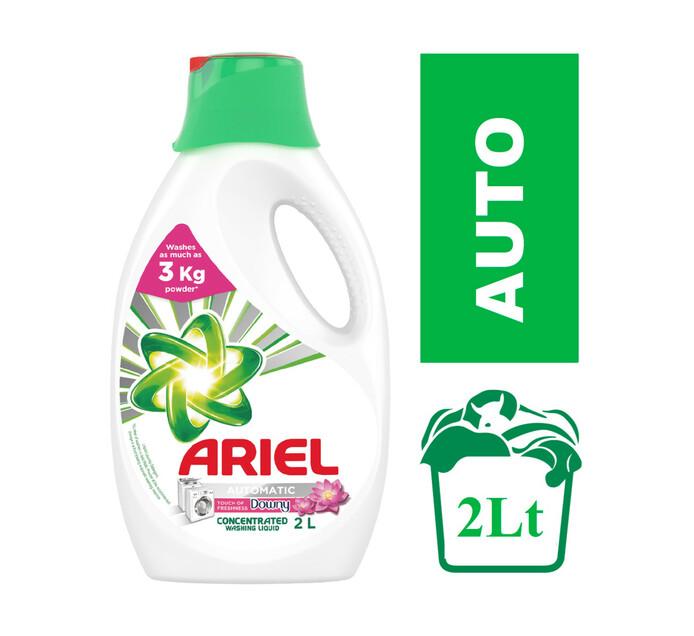 Ariel Liquid Auto Touch Of Downy (1 x 2l)