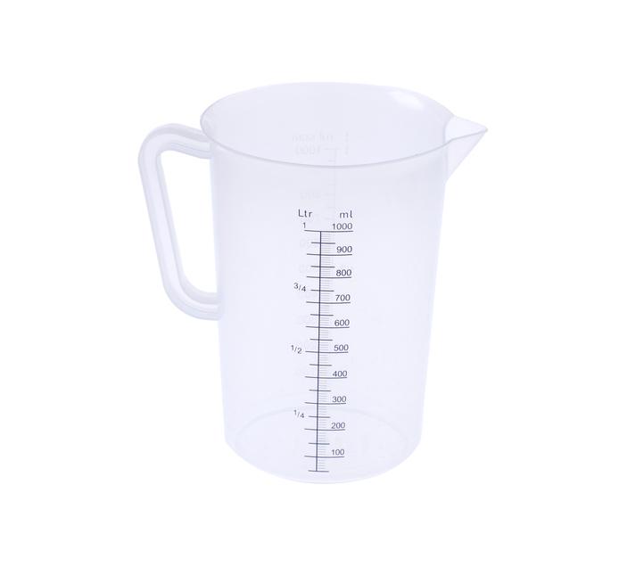 Sunnex 1l Plastic Measuring Jug
