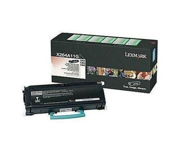 Lexmark Original X264 / X363 / X364 Return Program Toner Cartridge | X264A11G