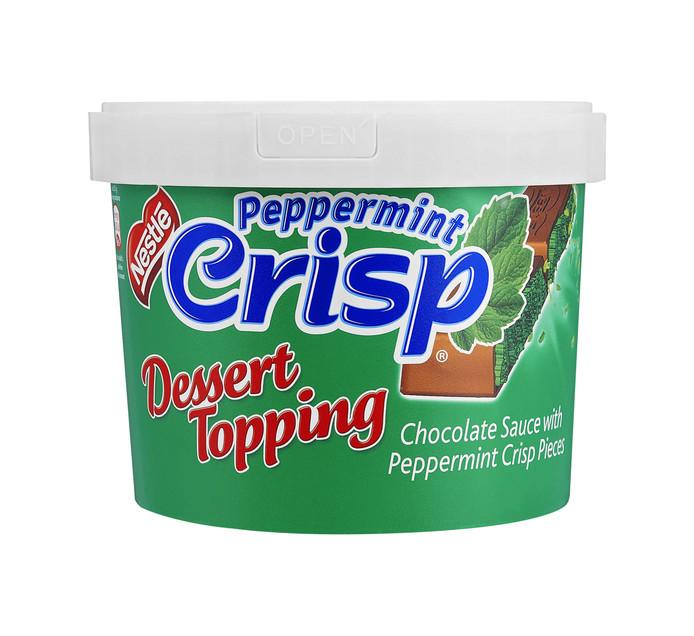 Nestle Peppermint Dessert Topping (1 X 3kg)