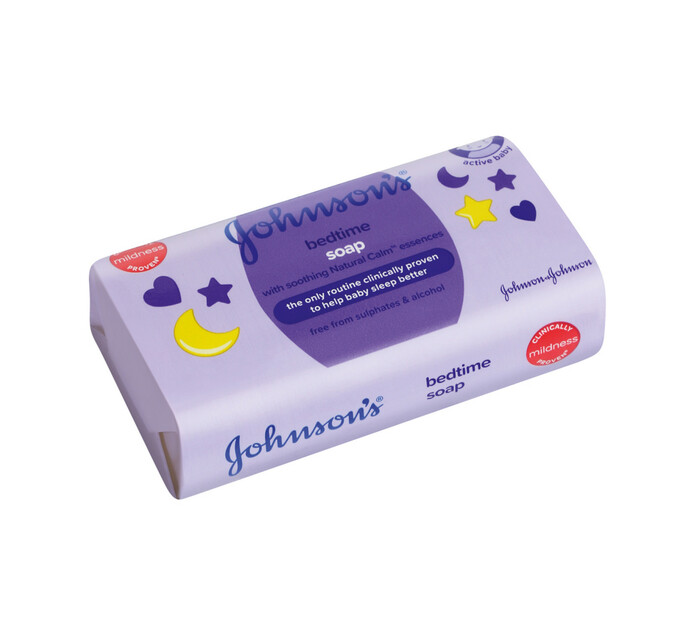 Johnsons Baby Soap Bedtime (1 x 175g)