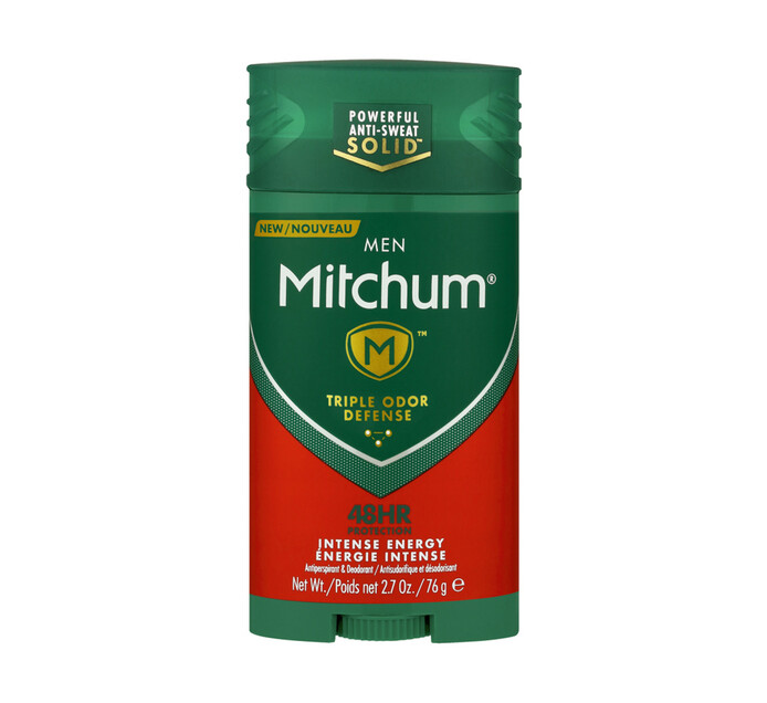 Mitchum Advanced Solid Intense Energy (1 x 76g)