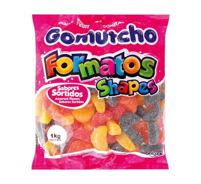 Rilan Gomutcho Sweets Fruit Slices (1 x 1kg)