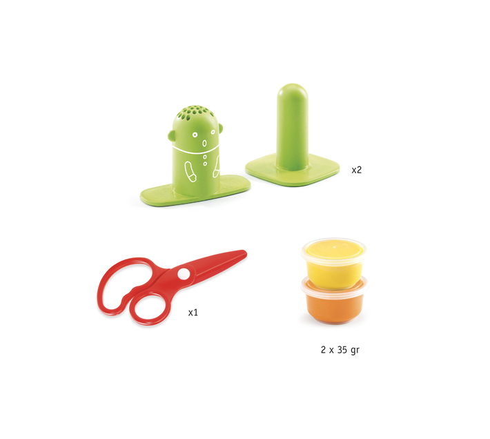 Djeco Play Dough- Hairdressing Workshop