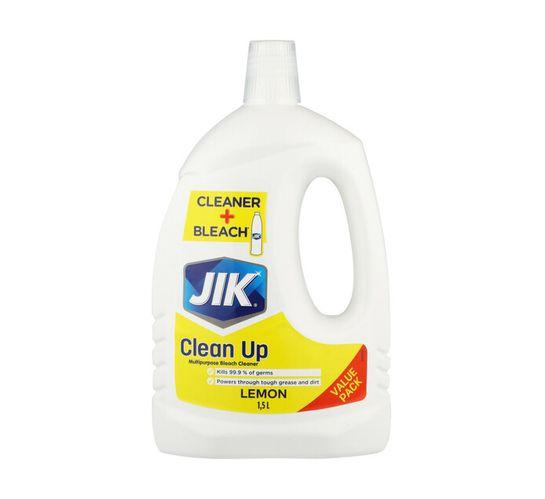JIK Clean Up Lemon (1 x 1.5l)