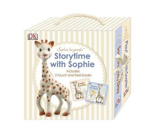 Storytime with Sophie : Includes 2 Touch and Feel Books