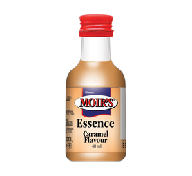 MOIRS Flavouring & Essence Caramel (20 x 40ml)